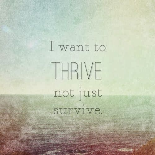 survive and thrive simple